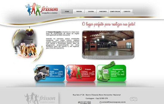 Frisson Recepções