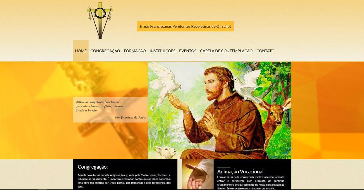 Franciscanas Penitentes Recoletinas