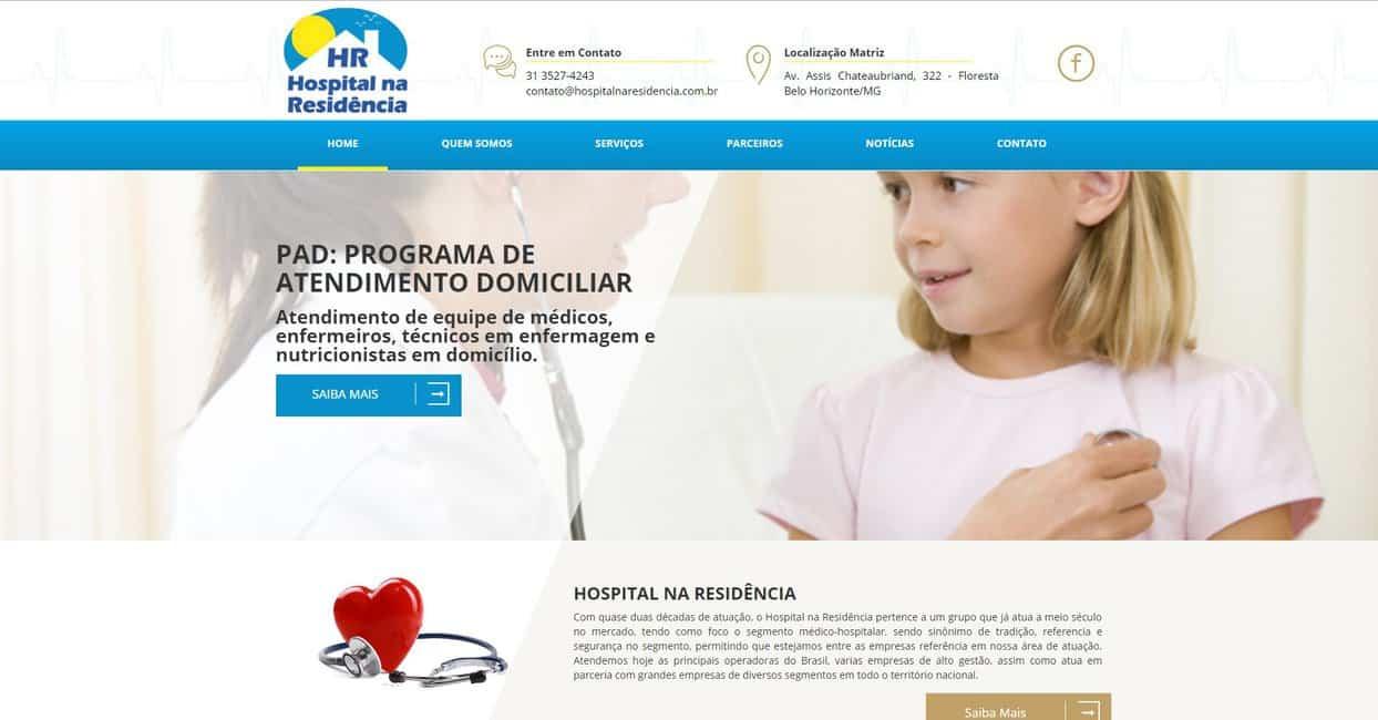 Hospital na Residência