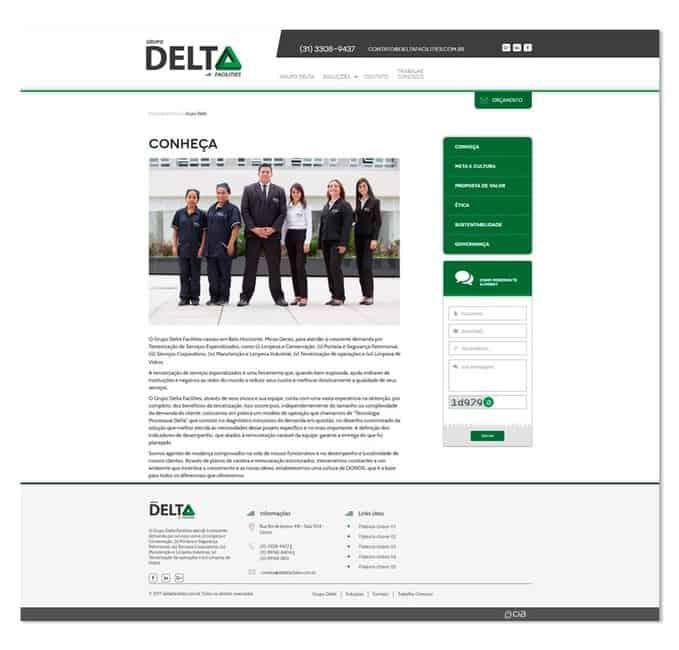 Delta Facilities