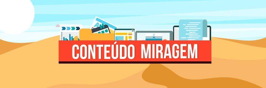Conteúdo Miragem - Por Que seu Blog não Gera Leads