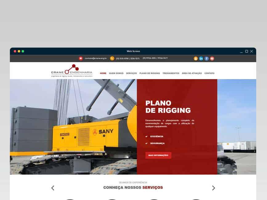 Crane Engenharia