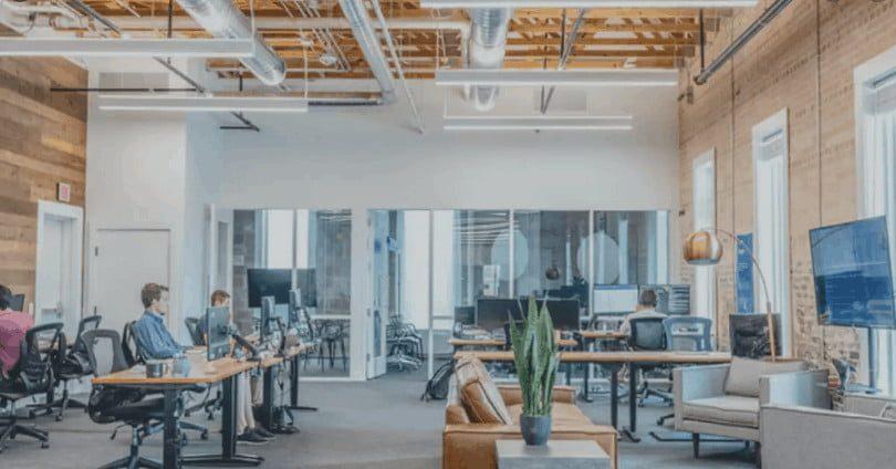 Crie um site de compartilhamento de espaço de trabalho