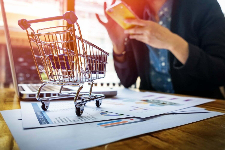 o que é dropshipping, compras online